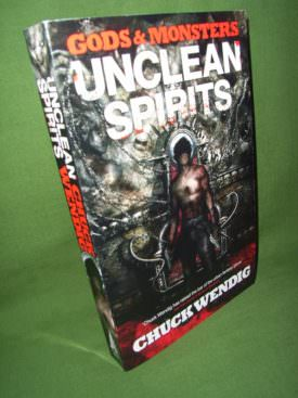 Book cover ofUnclean Spirits