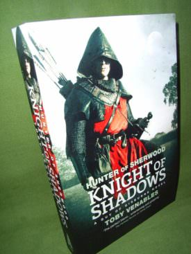 Book cover ofHunter of Sherwood Knight of Shadows