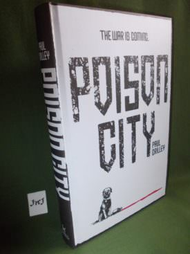 Book cover ofPoison City