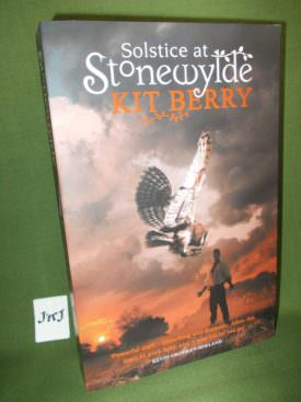 Book cover ofSolstice at Stonewylde
