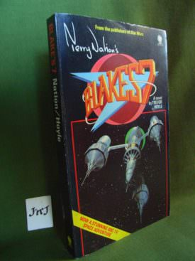 Book cover ofTerry Nations Blakes 7