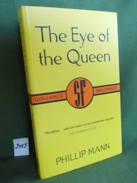 Book cover ofThe Eye of the Queen