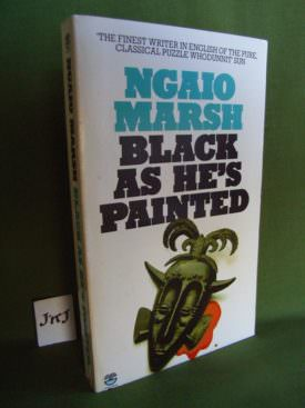 Book cover ofBlack as hes painted