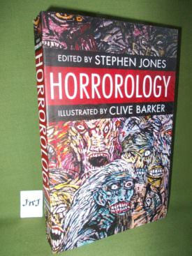 Book cover ofhorrorology