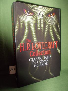 Book cover ofthe-h-p-lovecraft-collection