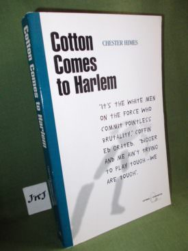 Book cover ofcotton-comes-to-harlem
