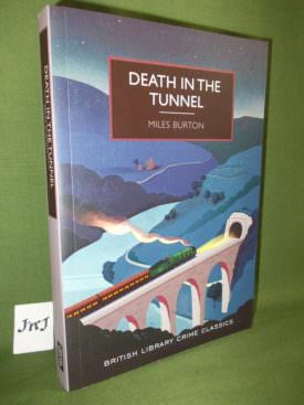 Book cover ofdeath-in-the-tunnel