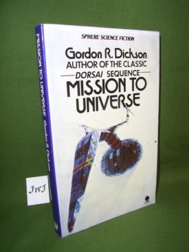 Book cover ofmission-to-universe