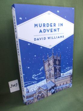 Book cover ofmurder-in-advent