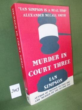 Book cover ofmurder-in-court-three