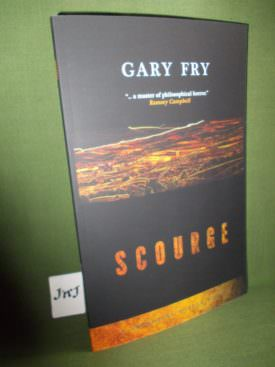 Book cover ofscourge
