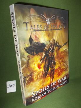Book cover ofspoils-of-war-pb