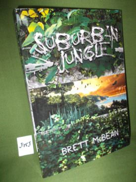 Book cover ofsuburban-jungle