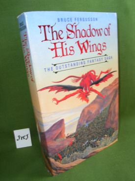 Book cover ofthe-shadow-of-his-wings