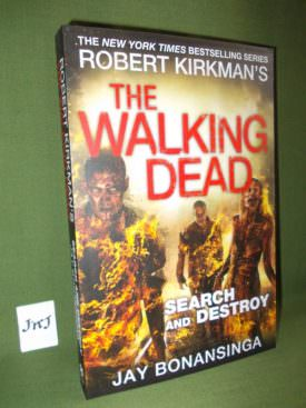 Book cover ofthe-walking-dead-search-and-destroy
