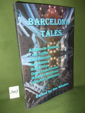 Book cover ofbarcelona-tales-pb