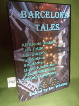 Book cover ofbarcelona-tales-snl