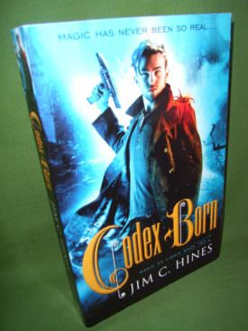 Book cover ofcodex-born