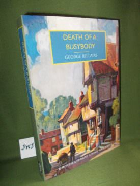 Book cover ofdeath-of-a-busybody