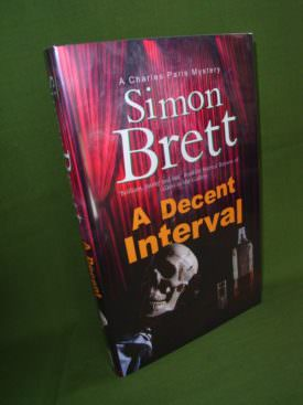 Book cover ofa-decent-interval