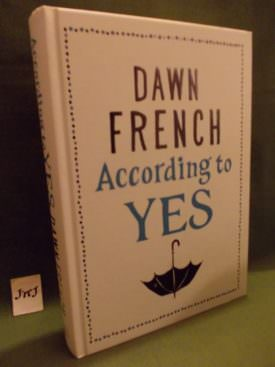Book cover ofAccording to Yes