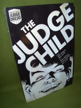Book cover ofJudge Dredd The Judge Child