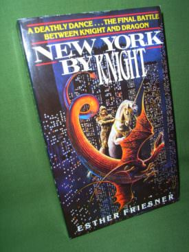 Book cover ofNew York By Knight