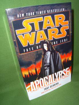 Book cover ofSW Fate of the Jedi Apocalypse