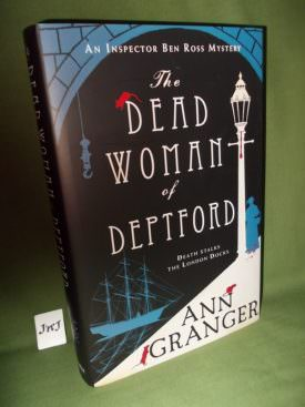 Book cover ofThe Dead Woman of Deptford