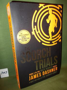 Book cover ofThe Scorch Trials