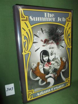 Book cover ofThe Summer Job