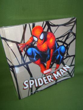 Book cover ofThe World According to Spiderman