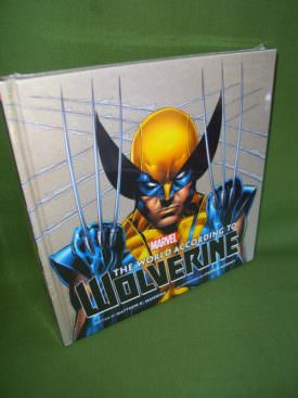 Book cover ofThe World According to Wolverine