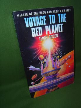 Book cover ofVoyage to the Red Planet