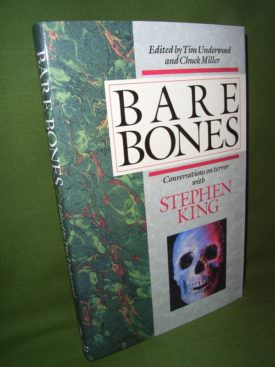 Book cover ofBare Bones