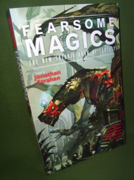 Book cover ofFearsome Magics