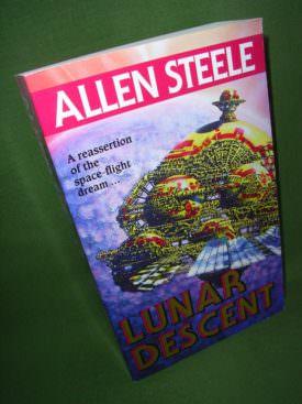 Book cover ofLunar Descent