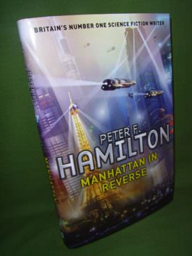 Book cover ofManhattan in Reverse