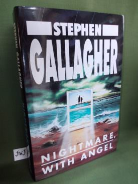 Book cover ofNightmare with Angel