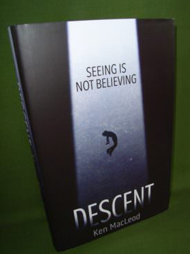 Book cover ofSeeing is not Believing