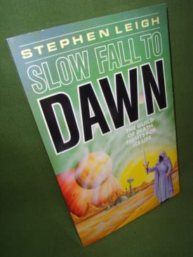 Book cover ofSlow Fall to Dawn