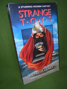 Book cover ofStrange Toys