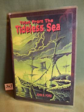 Book cover ofTales from the Tideless Sea