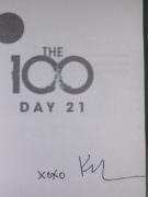 The 100 Day 21 signature
