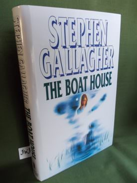 Book cover ofThe Boat House