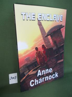 Book cover ofThe Enclave pb