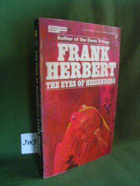Book cover ofThe Eyes of Heisenberg