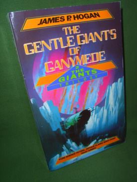 Book cover ofThe Gentle Giants of Ganymede