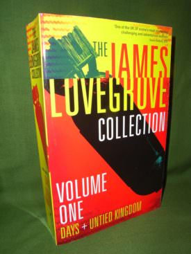 Book cover ofThe James Lovegrove Collection Vol 1