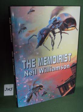 Book cover ofThe Memorist SNL